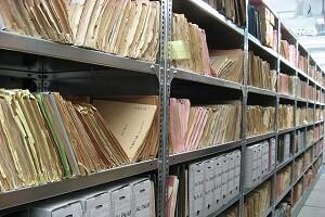 Archivräumung Archiv räumen Allessauber Kim