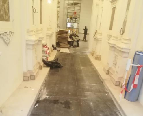Bauendreinigung Bauzwischenreinigung Kim putzt Allessauber
