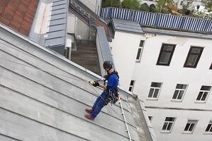 Fassadenkletterer Industriekletterer Höhenarbeiter Allessauber 300 200