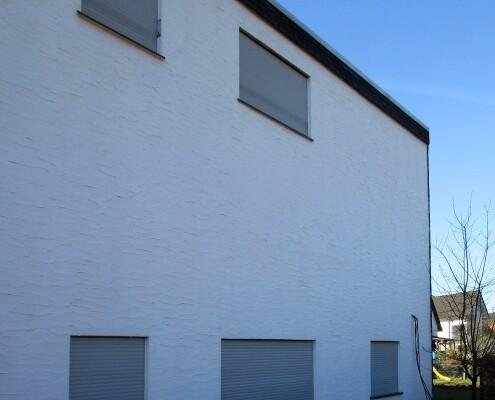Allessauber Fassadenreinigung Algenentfernung Schimmel Schmutz