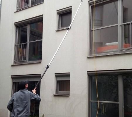 Fensterreinigung Allessauber