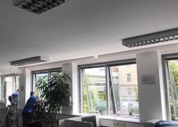 Fensterreinigung Bürofenster Allessauber Kim
