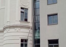 Fensterreinigung Glasfenster Allessauber