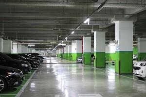 Garagenreinigung Parkhausreinigung Tiefgaragenreinigung Allessauber Kim Gebäudereinigung