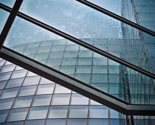 Glasfassadenreinigung Niederösterreich Allessauber Kim