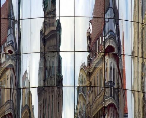 Glasfassadenreinigung Wien Innere Stadt Allessauber Kim