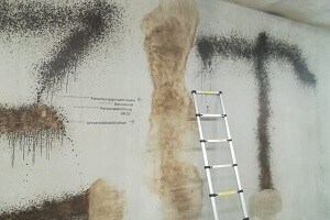 Graffitieentfernung Unterbodenschutz Hochschule 1030 Wien Allessauber Gebäudereinigung Kanalreinigung Fassadenreinigung