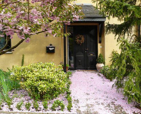 Haubetreuung Hausbetreuuer Hauswart Gebäudereinigung Grünflächenbetreuung Allessauber Kim