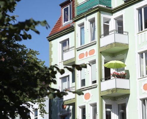 Haubetreuung Hausbetreuuer Hauswart Gebäudereinigung Grünflächenbetreuung Gewerbeobjekt Winterdienst Allessauber Kim