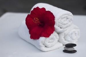 Hotelreinigung Unterhaltsreinigung Zimmerreinigung Hotelzimmerreinigung Badetuch Handtuch Teppichreinigung Fensterreinigung Allessauber Kim