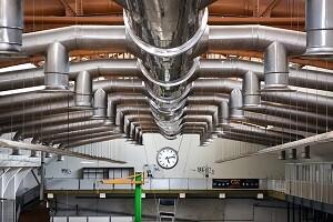 Industriereinigung Fabrikshallenreinigung Industriebodenreinigung Lüftungsreinigung Allessauber Kim