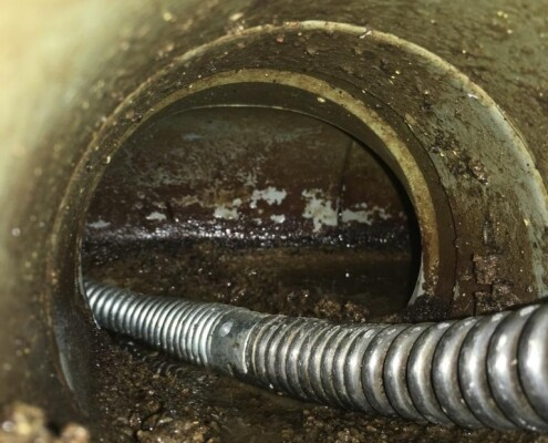 Kanalinspektion Rohrreinigung Kanalreinigung Allessauber