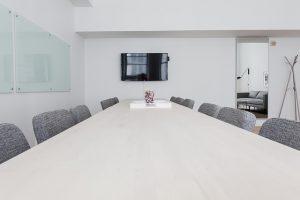 Konferenzzimmer reinigen Küche Reinigung Kantine Fensterreinigung Büro putzen Warteraum Rezeption WC Toilette ALLESSAUBER