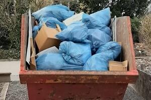 Messie Wohnung Entrümpelung Räumung Allessauber Kim Spezialgebäudereinigung