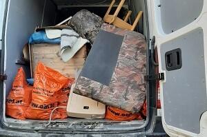 Messie Wohnung Räumung ohne Aufsehen Allessauber Kim Spezial Sonder Reinigung