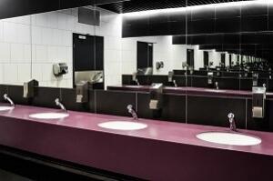 WC-Betreuung Toiletten-Reinigung Kim putzt Allessauber