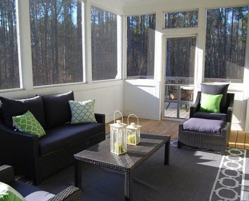 Wintergartenreinigung Glasdachreinigung Fensterrahmenreinigung Allessauber Kim